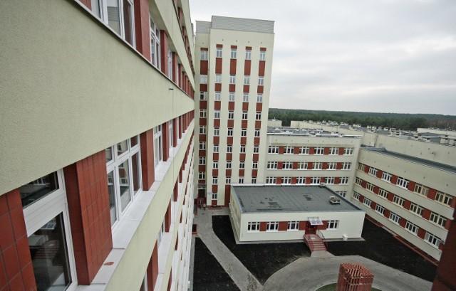 W grudziądzkim szpitalu pracuje około 60 lekarzy rezydentów