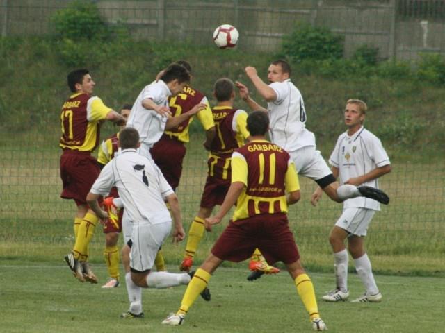 IV liga małopolska, jesień 2013: MKS Trzebinia - Garbarz Zembrzyce