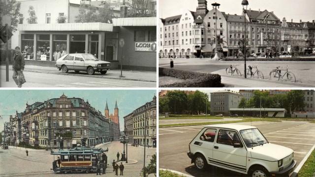 Oto, czym jeździliśmy po ulicach Legnicy lata temu! Zobaczcie archiwalną galerię zdjęć ---->>>