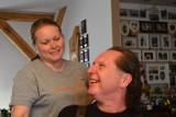 Historia o wielkiej pasji, miłości i patriotyzmie. Elżbieta i Jerzy Biały z Ciborza kochają rajdy motocyklowe śladami Piłsudskiego