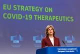 Kolejne leki przeciw COVID-19 do końca roku? Jest plan Komisji Europejskiej