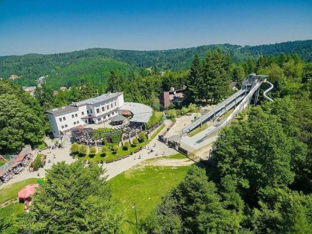 Ośrodek PKL na Górze Parkowej wraca do swoich przedwojennych tradycji