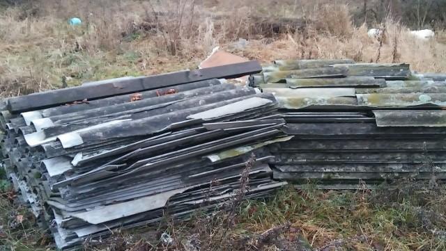 W Bielsku Podlaskim i gminie skróci się lista osób czekających na obiór niebezpiecznego azbestu