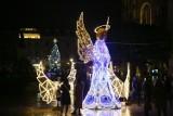 Kraków w sobotę odpalił świąteczne ozdoby i dekoracje. Jest zjawiskowo [ZDJĘCIA]