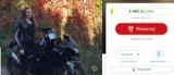 Motocyklistka z powiatu łęczyckiego cudem przeżyła wypadek. Trwa zbiórka na rehabilitacje