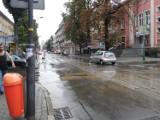 Ulewa w Chorzowie: nieźle popadało. Bardzo zmokliście?