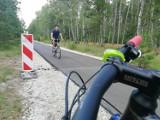 Nowiutka droga rowerowa na Barbarkę już rozkopana i zamknięta! Dlaczego?