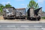 Wypadek kolejowy we Wronkach. Przywrócono ruch pociągów na całej linii Poznań - Szczecin [ZDJĘCIA]