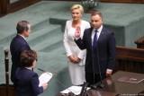 Andrzej Duda oficjalnie zaprzysiężony przed Zgromadzeniem Narodowym. MAMY ZDJĘCIA