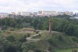 Góra Gradowa i Krzyż Milenijny rozbłysną nowym, energooszczędnym oświetleniem