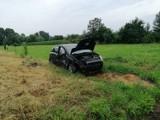 Kolejny wypadek na trasie 308. Tym razem w Kamieńcu [FOTO]