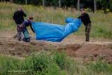 Gdzie zostaną pochowane ekshumowane szczątki więźniów KL Gross-Rosen? (ZDJĘCIA)