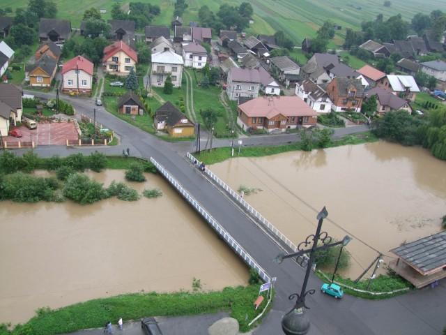 Uszwica to groźna rzeka, w czerwcu ubiegłego roku podtopiła gminę Borzęcin