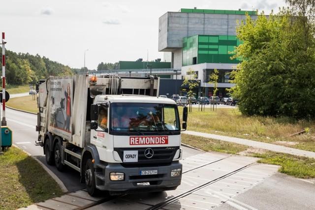 Strumień toruńskich śmieci będzie płynął do spalarni bez zakłóceń - MPO będzie płacić wyższe stawki.