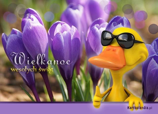 Kartki Wielkanocne. Najpiękniejsze wielkanocne życzenia, wielkanocne rymowanki, łańcuszki, smsy i wierszyki
