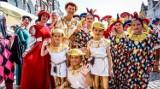Bursztynki uczestniczyły w paradzie na otwarciu Jarmarku św. Dominika
