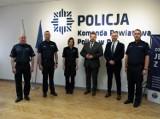Jest nowy kierownik Komisariatu Policji w Białośliwiu
