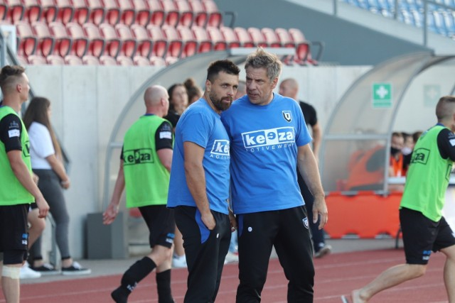 Przemysław Dachtera i Sławomir Bigalke nie są już trenerami Zawiszy