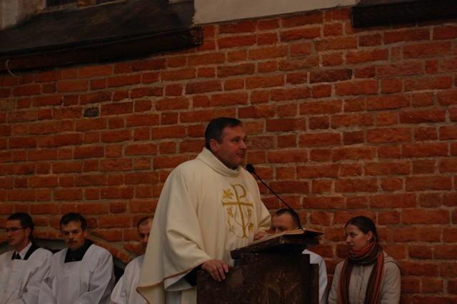 Ksiądz Jacek Dawidowski