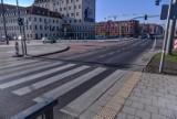 Do 2021 roku w Gdańsku powstanie 17 nowych naziemnych przejść dla pieszych i kilka buspasów