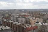 Co widać z okien wieżowców w Zabrzu? Taki widok mają lokatorzy mieszkań na Zaborzu, Koperniku i Curie-Skłodowskiej, z ostatnich pięter