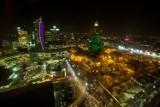 Tak wygląda Warszawa z 40. piętra hotelu Marriott. Zapiera dech! [ZDJĘCIA, WIDEO]