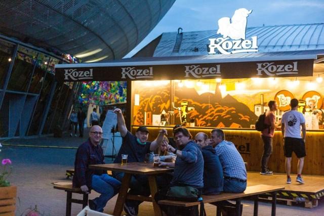 Arena Garden przy Tauron Arenie Kraków