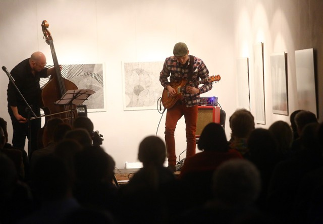 W ODA w Piotrkowie odbył się wczoraj koncert duetu Kądziela - Wójciński