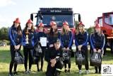 Dziewczyny z Nakli na medal! Jako jedyne wystartowały w żeńskiej grupie zawodów pożarniczych