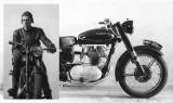 Uwaga! Kto rozpozna motocyklistę z Kasprowego Wierchu sprzed 67 lat? Jedyna nadzieja w internautach