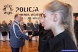Ślubowanie nowych policjantów i policjantek - są pełni zapału i wiary w prawo [ZDJĘCIA]