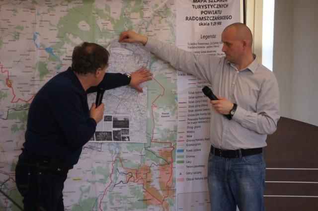Radomsko: Konsultacje w sprawie szlaków rowerowych w powiecie radomszczańskim