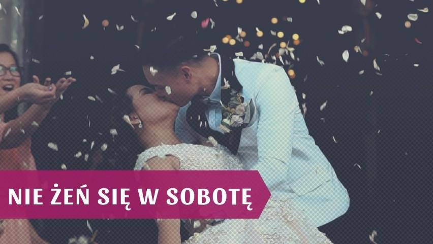 Dla większości osób oczywiste jest, by brać ślub i wyprawiać...