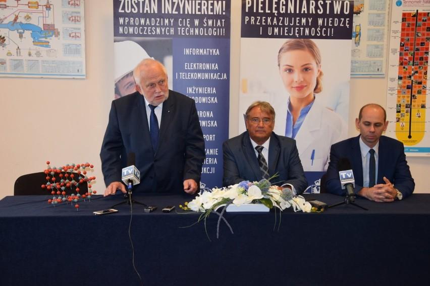 Gniezno: PWSZ z nowym rektorem