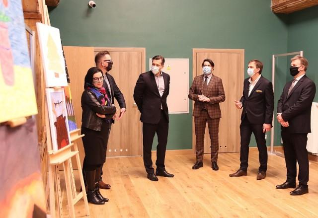 Akcelerator Kultury w Kaliszu. Władze miasta spotkały się z dyrektorami instytucji w nowym centrum kultury