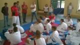 Pleszewski Klub Karate - relacja z treningu pod okiem mistrza świata