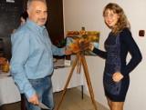"""Wystawa """"Moje Miasto - moje kolory""""  Magdaleny Pindel"""