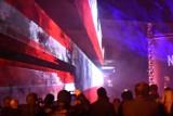 Laserowe show z okazji Konstytucji 3 maja w Lwówku! [ZDJĘCIA]
