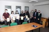 Młodzież z Hufca Pracy w Skarżysku-Kamiennej otrzymała nagrody za konkursy [ZDJĘCIA]