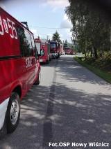 Wola Nieszkowska: zginął mężczyzna przygnieciony przez ciągnik rolniczy