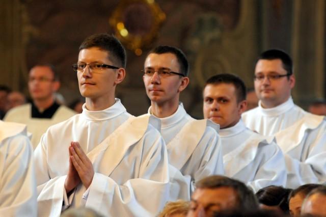 Święcenia kapłańskie w Lublinie