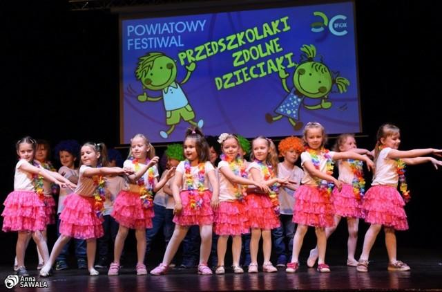 Festiwal Przedszkolaki Zdolne Dzieciaki 2019