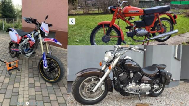 Mieszkańcy Oświęcimia sprzedają skutery i motocykle