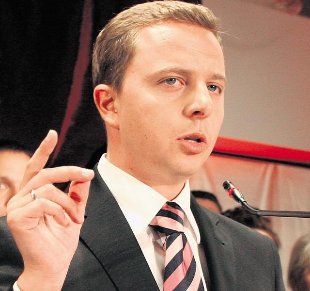Dariusz Joński jest kandydatem na prezydenta Łodzi