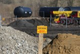 Rozpoczęła się budowa węzła drogowego w Zabrzu. Połączy DTŚ z ulicą Wolności