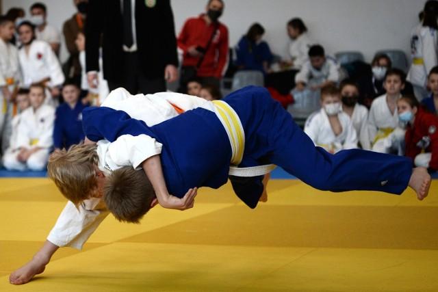 Otwarte Mistrzostwa Judo Miasta Jasła w Judo.
