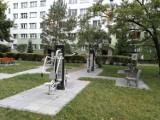 Toruń. Gdzie zgłaszać uszkodzenia zewnętrznych siłowni?
