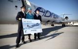 Adria Airways już lata z Łodzi do Monachium [ZDJĘCIA]