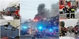 Minął rok od tragicznego pożaru kamienicy w Łęczycy. Zdjęcia archiwalne