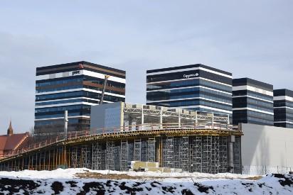 8a3dd24aff Nowy sklep Leroy Merlin w Katowicach. Finał budowy już za kilka ...